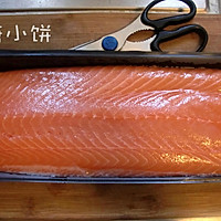 【芝士三文鱼】熟吃易消化的做法图解1