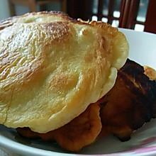 鸡蛋炸焦圈