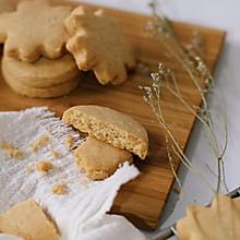 芝麻花生酥饼
