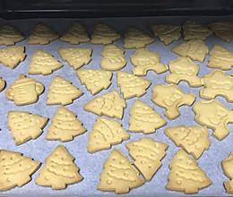 无黄油饼干的做法