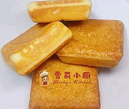 #麦子厨房#小红锅#低碳黄油蛋糕的做法
