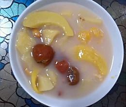 酸酸甜甜水果汤的做法