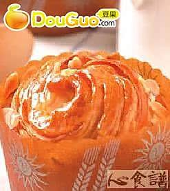 核桃丹麦面包的做法