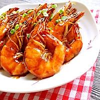 【私房菜】吮指油焖大虾的做法图解10
