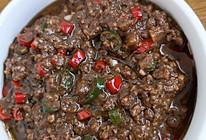 田野泉牛肉辣椒酱的做法