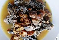 乌鸡炖香菇松茸的做法