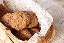 【燕麦蔓越莓甜饼】 COUSS M3s(CO-3503)出品的做法