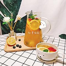 养颜美味的缤纷水果茶