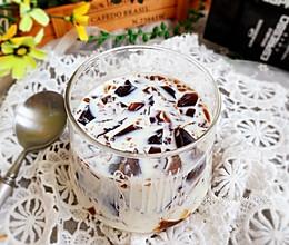 奶香特浓咖啡冻#爽口凉菜,开胃一夏!#的做法
