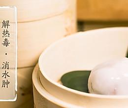【芒种·透花糍】麦黄的仲夏,必吸一口唐朝上流社会的下午茶甜点的做法