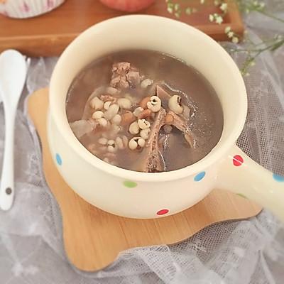祛湿消暑甜汤