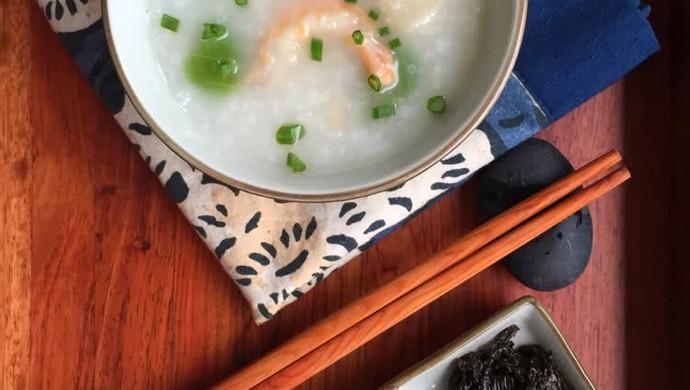 海鲜香奈儿粥