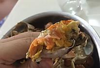 拆河蟹的做法