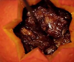 言食舍|研制南瓜炖排骨的分身怪蜀黍的做法