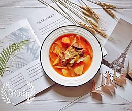 立冬|来碗酸甜开胃海派罗宋汤吧#洗手作羹汤#的做法