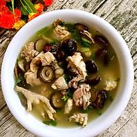 香菇红枣炖鸡汤的做法图解16