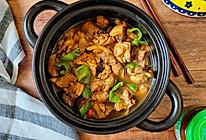 可汤泡饭的黄焖鸡,要多备一份米饭的做法
