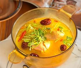 #美食视频挑战赛#清炖鸡汤的做法