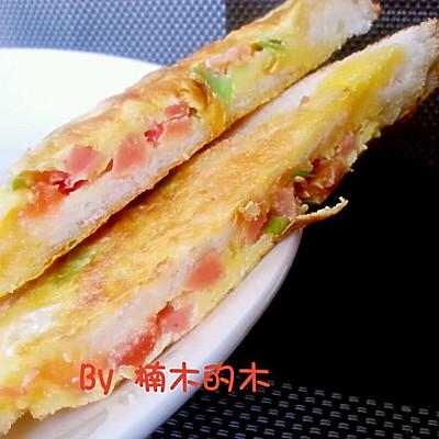 全民赛西红柿炒鸡蛋~创意荷包鸡蛋
