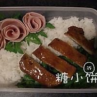 母亲节便当【红烧猪排饭】的做法图解10