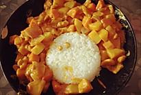 泰式咖喱饭的做法