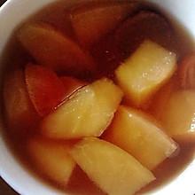 苹果山楂红枣汤