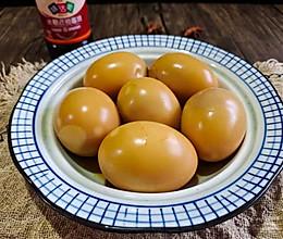 美味又下饭的卤蛋#厨房有维达洁净超省心#的做法