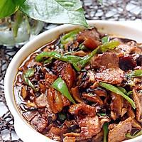 香菇炒肉片的做法图解8