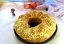 鲜奶油辫子花环面包#夏日下饭菜#的做法