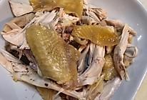 手撕盐焗鸡的做法