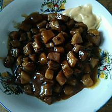 千岛酱烧肉
