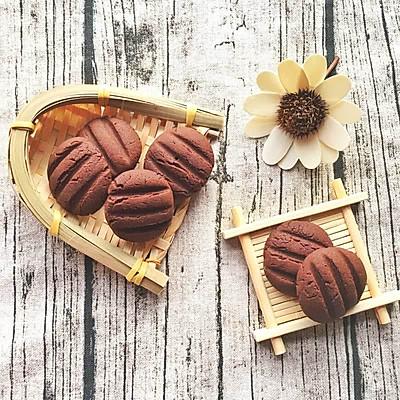 提神醒脑的下午茶点—咖啡可可小饼