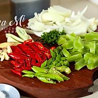 #金龙鱼营养强化维生素A纯香 新派菜籽油#干锅排骨的做法图解3