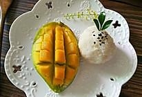 椰浆芒果饭~的做法