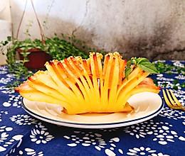 风琴土豆~日式照烧口味的做法