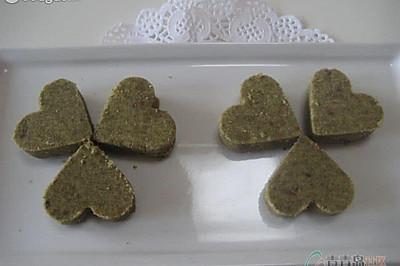 清火绿豆糕----自制