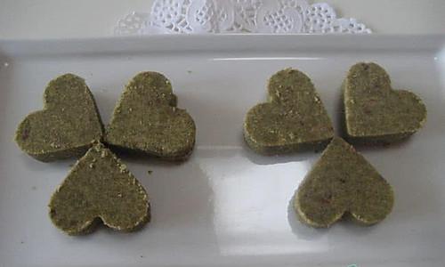 清火绿豆糕----自制的做法