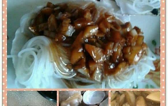 蒜蓉米粉扇贝的做法