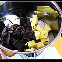 巧克力熔岩小蛋糕的做法图解1