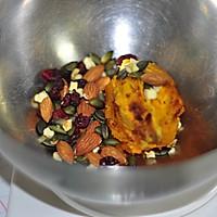 红薯坚果水晶月饼的做法图解2