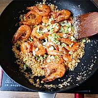 避风塘虾#MEYER·焕新厨房,唤醒美味#的做法图解12