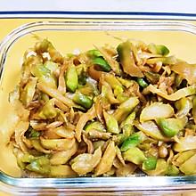 #太太乐鲜鸡汁芝麻香油#自制香脆榨菜丝,适合厨房小白的小咸菜