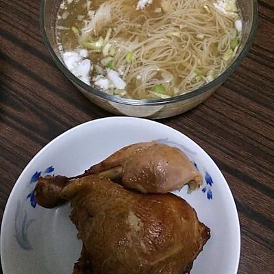 挂面汤(适合老人、小孩、感冒、肠胃不适的人)