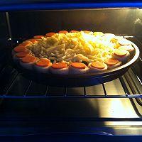 客浦TO5330烤箱------花边萨拉米肠披萨的做法图解22