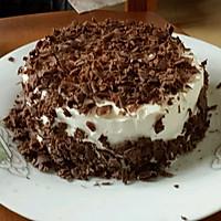 黑森林蛋糕的做法图解7