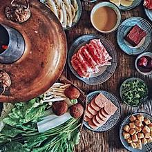 老北京涮羊肉火锅