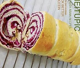 简单易学的夹馅面包的做法