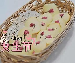 樱花奶油饼干的做法