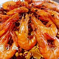 上海年夜饭必备—香辣大虾的做法图解5
