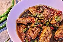 超下饭的麻辣红烧鸡翅的做法